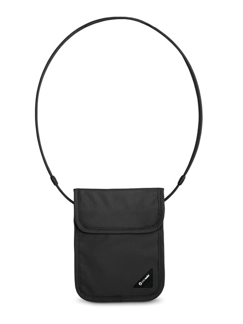 Pacsafe Coversafe X75 Neck Pouch black